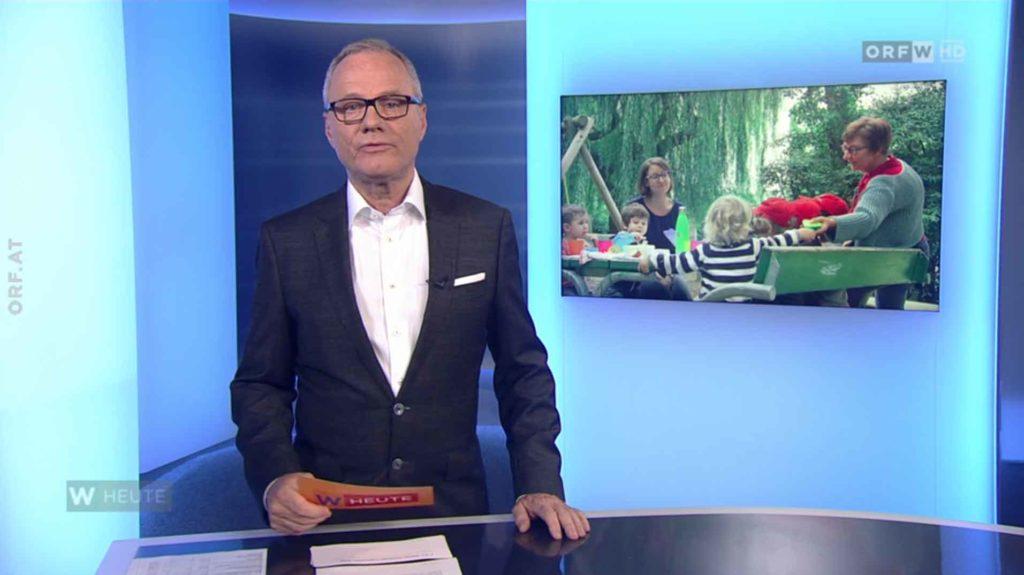 Hier geht's zum Beitrag in der ORF TVthek